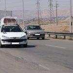 تردد حدود دو میلیون خودرو در محورهای مواصلاتی استان در ایام تعطیلات اربعین حسینی